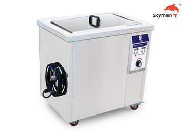 77 Liters Ultrasonic Cleaning Device  1200W Ultrasonic power For Spinneret In Textile Industry