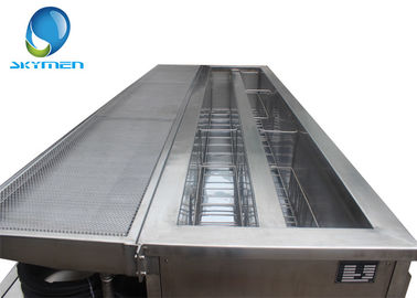 Blind Skymen Ultrasonic Cleaner Rinsing Tank Drying Tray 2400mm